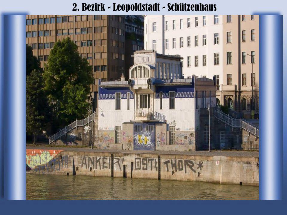 2. Bezirk - Leopoldstadt - Kommunaler Wohnbau, Lassalle-Hof