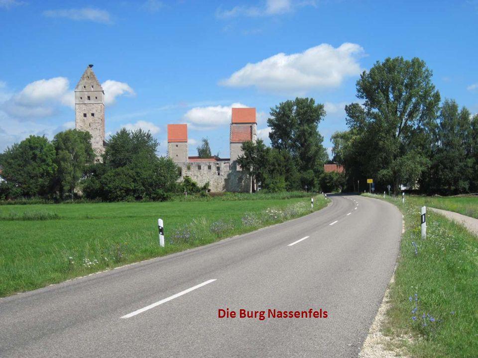 Die Burg Nassenfels