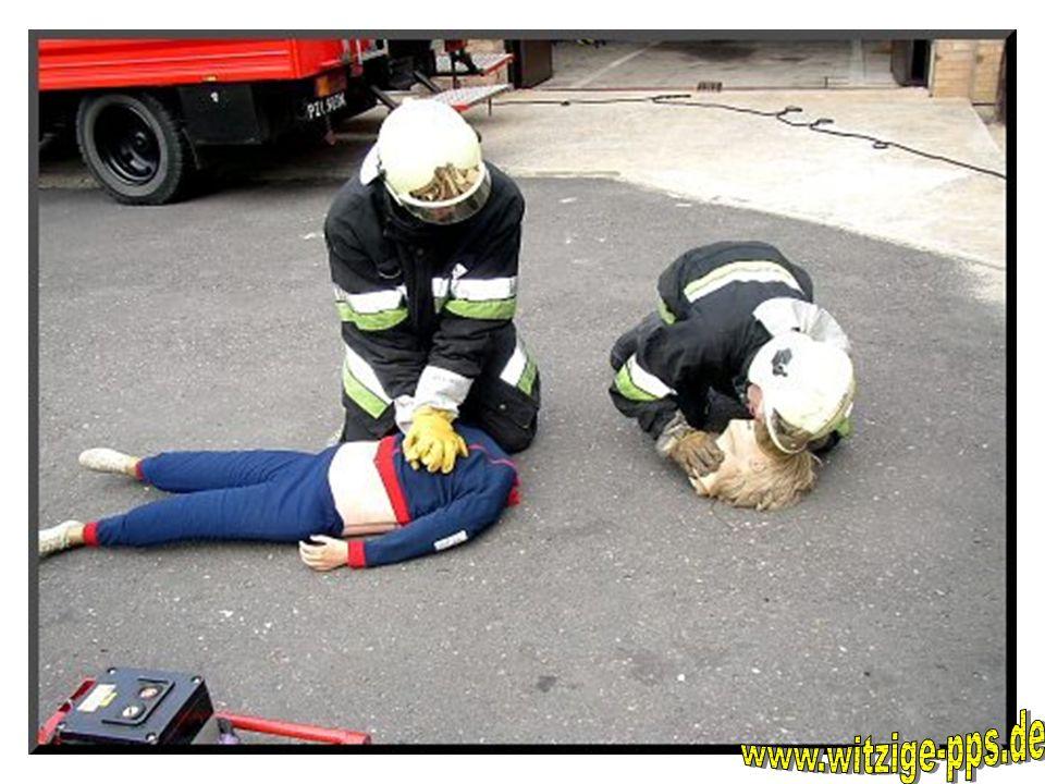 In letzter Zeit sind leider auch falsche Feuerwehrleute unterwegs.