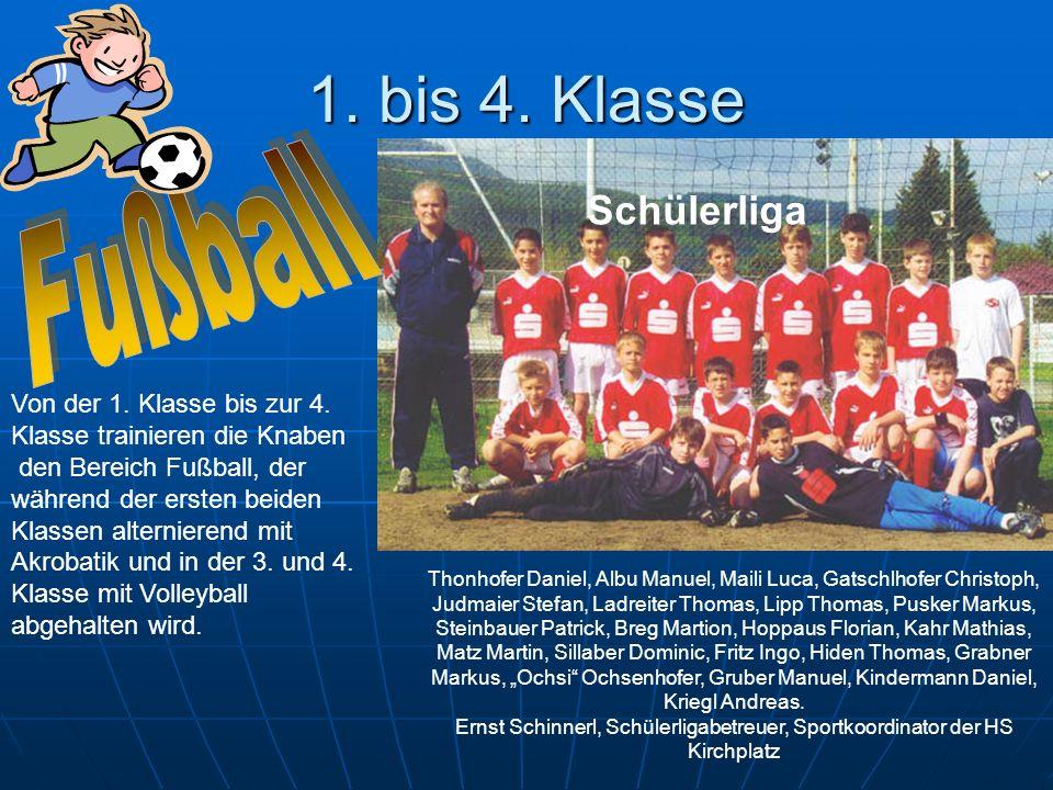 SportSport an der HSK