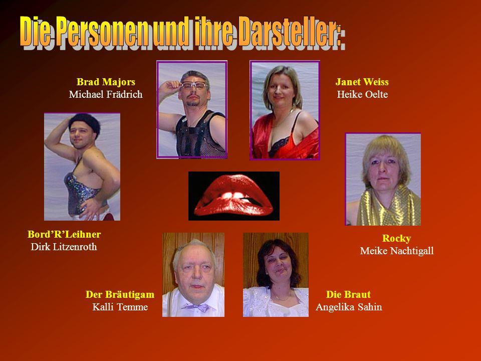 Therapie-Theater Reinfeld und Therapiecentrum Holstenhof präsentieren: Die Rocky Holstenhof Picture - Dia - Show Eine Foto-Live-Story über die haarstr