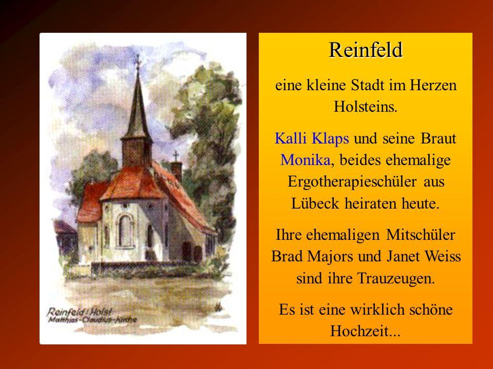 Reinfeld eine kleine Stadt im Herzen Holsteins.