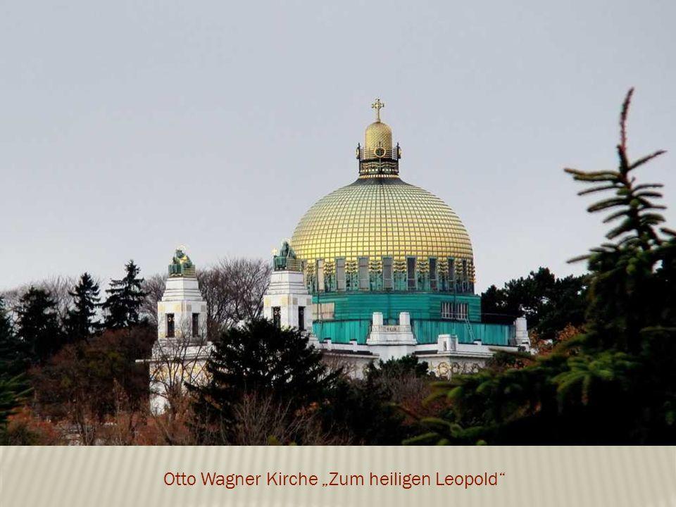 Otto Wagners - Wienzeilehäuser