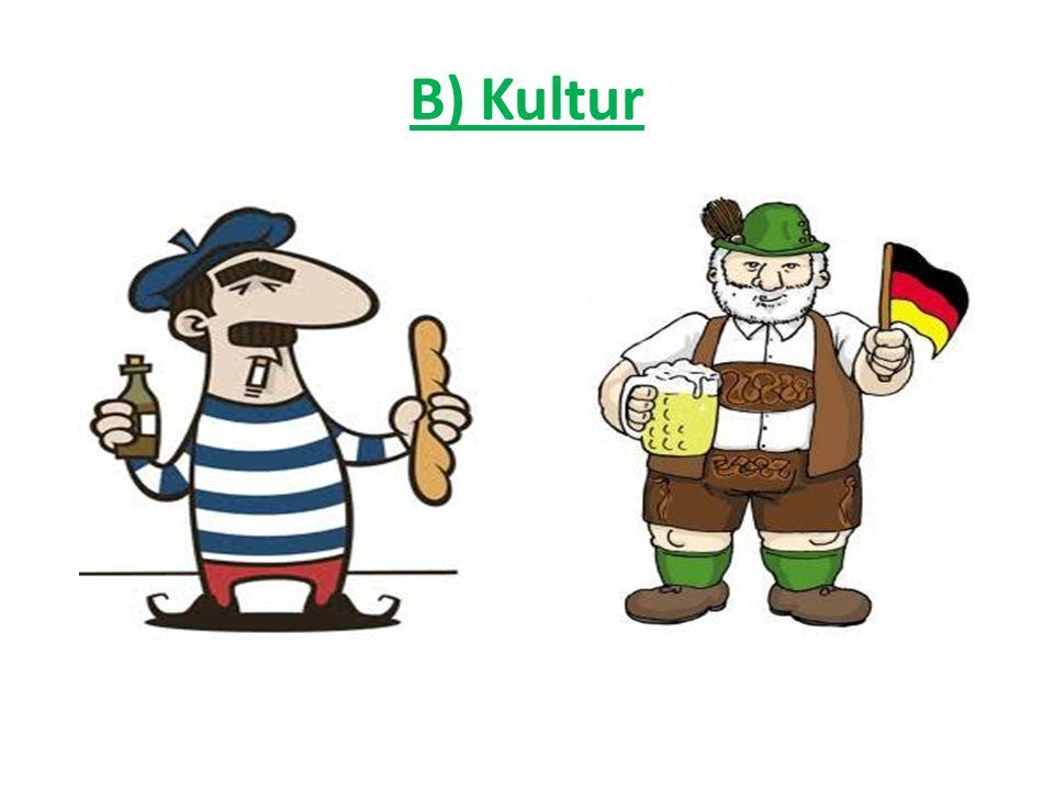 B) Kultur