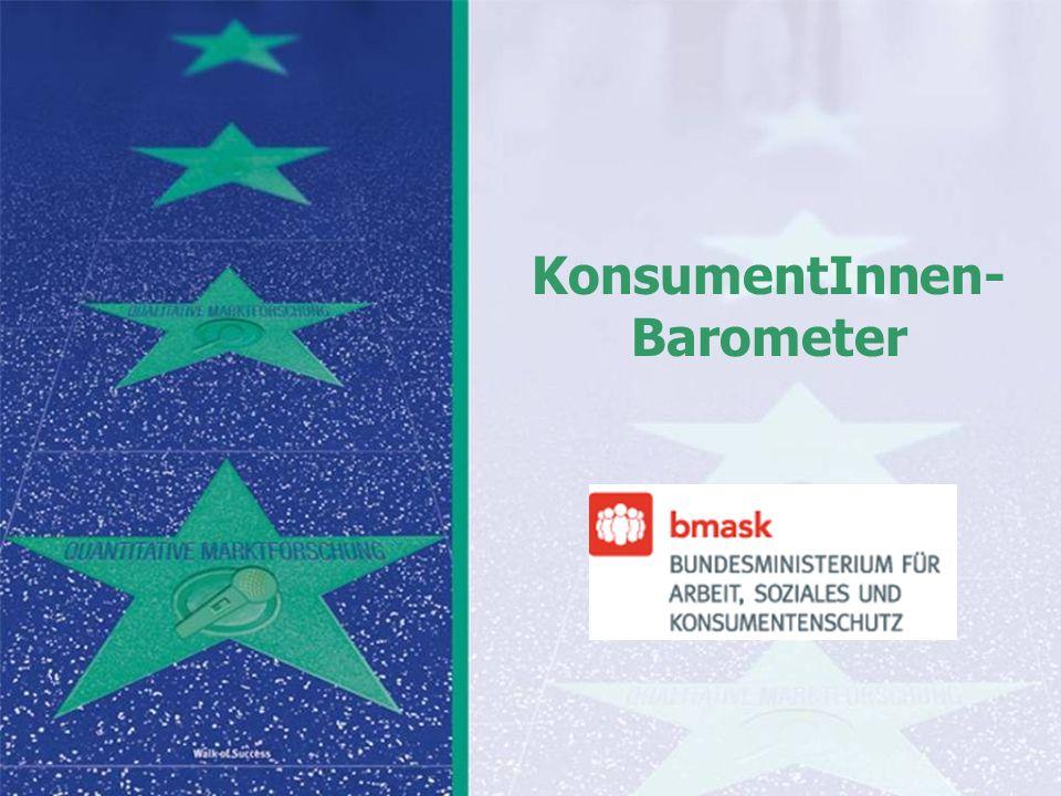 KonsumentInnen- Barometer