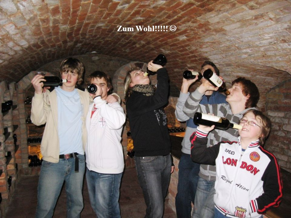 Die Ausländer aus Polen, Litauen, Italien und der Slowakei wollten Pepas Wein kaufen, aber er hatte Wein nur für die Leute aus Tschechien.