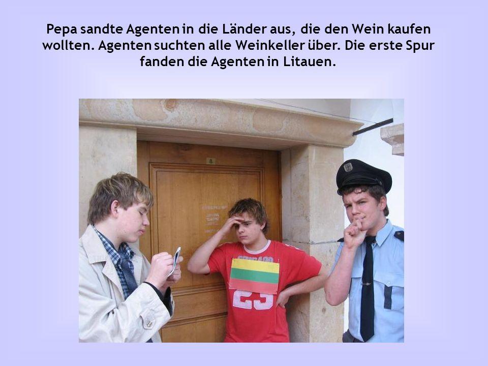Darüber schrieb man auch in einer der größten und populärsten Zeitungen Litauens Lietuvos rytas.