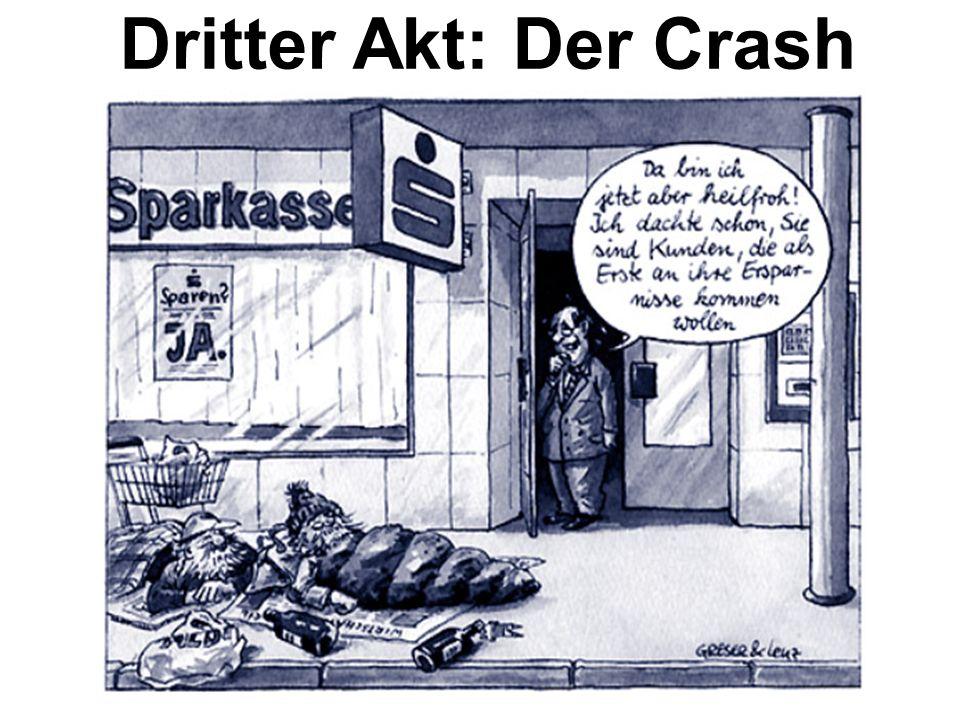 26 Dritter Akt: Der Crash
