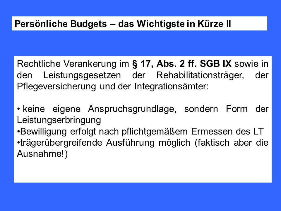 Da hab ich einmal geschickt: nehm von meinem Persönlichen Budget und geh kaufen, da waren so schöne Duschtücher für drei Euro, aber Regenbogen.