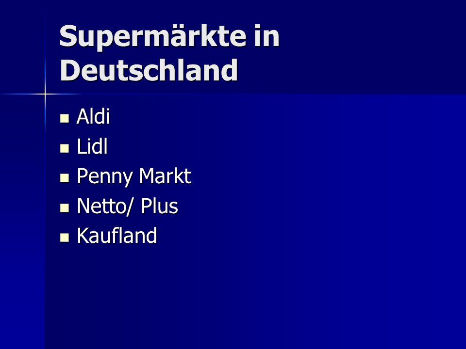 Im Supermarkt Einen Einkaufswagen holen mit 1 oder einem Chip Einen Einkaufswagen holen mit 1 oder einem Chip Einkaufszettel suchen Einkaufszettel suchen