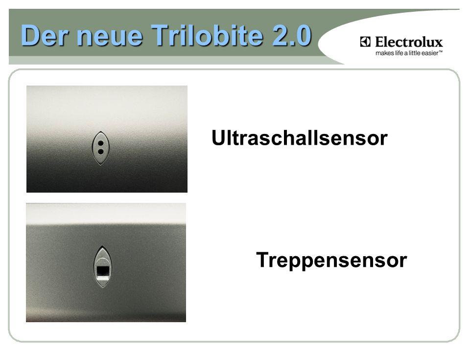 Der neue Trilobite 2.0 Ultraschallsensor Treppensensor