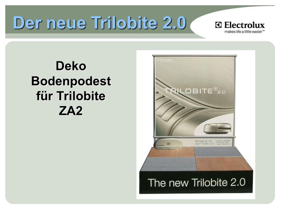 Deko Bodenpodest für Trilobite ZA2 Der neue Trilobite 2.0