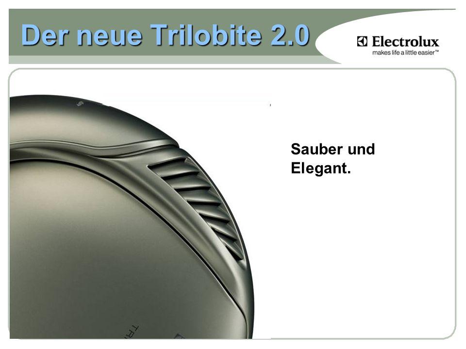 Der neue Trilobite 2.0 Sauber und Elegant.