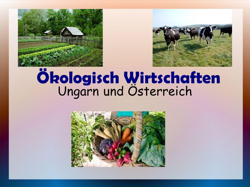 Ökologisch Wirtschaften Ungarn und Österreich