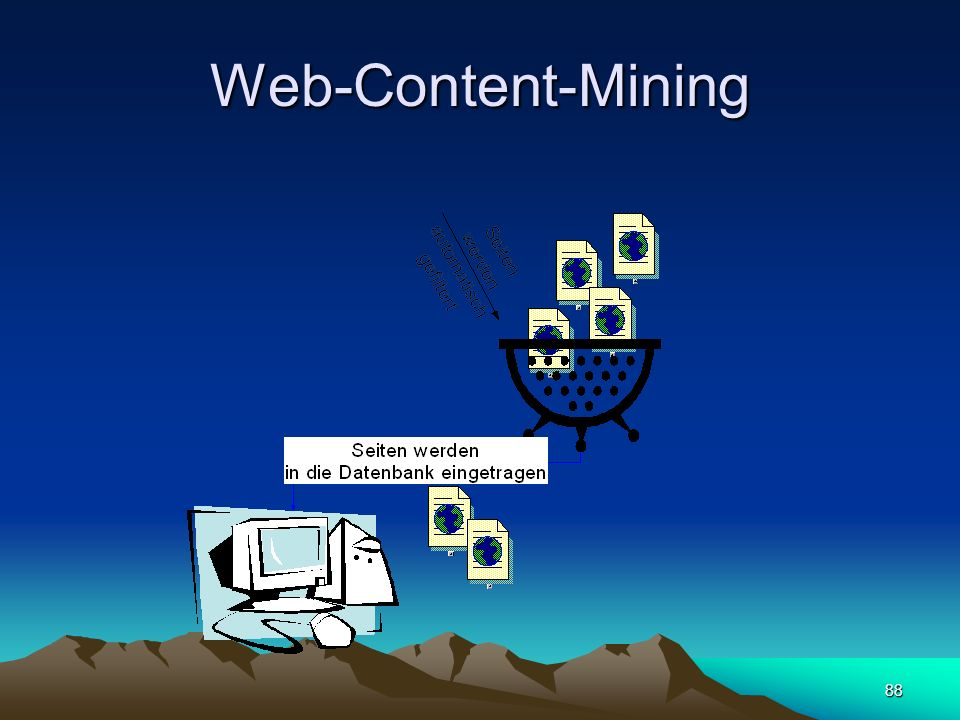 88 Web-Content-Mining
