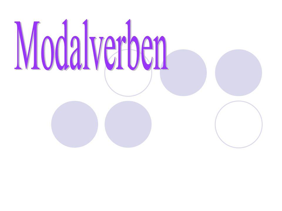 Modalverben müssen sollen dürfenmögen wollen können быть обязанным что либо сделать (по внутреннему убеждению) быть обязанным что либо сделать (по ч.л приказу, просьбе и др.).