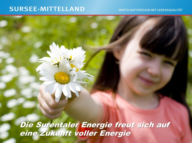 Die Surentaler Energie freut sich auf eine Zukunft voller Energie