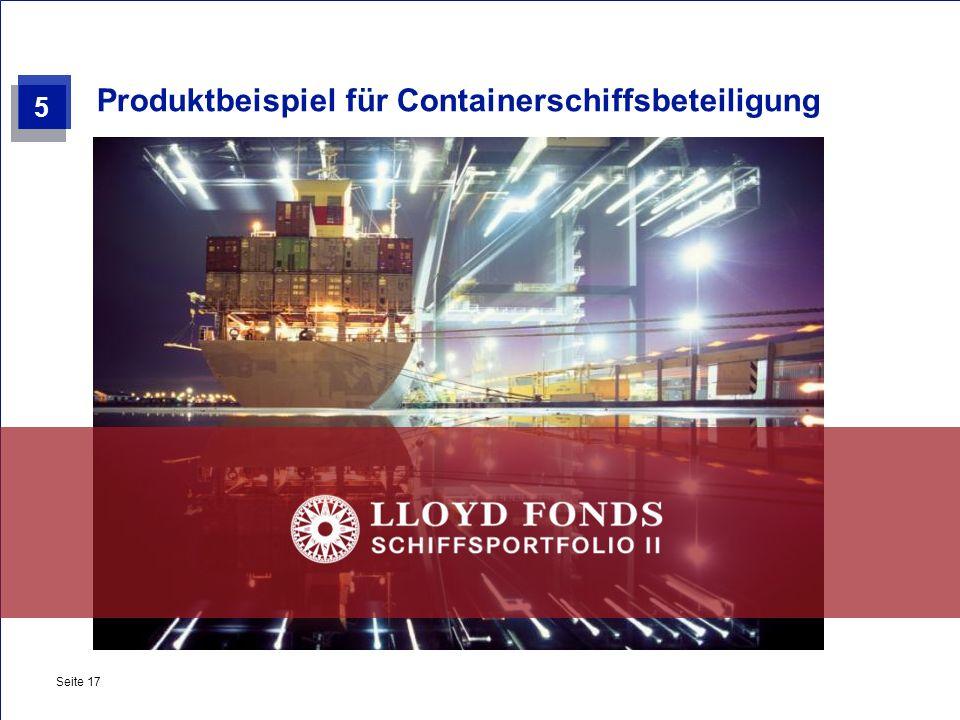 Private & Busines Clients Seite 17 Produktbeispiel für Containerschiffsbeteiligung 5