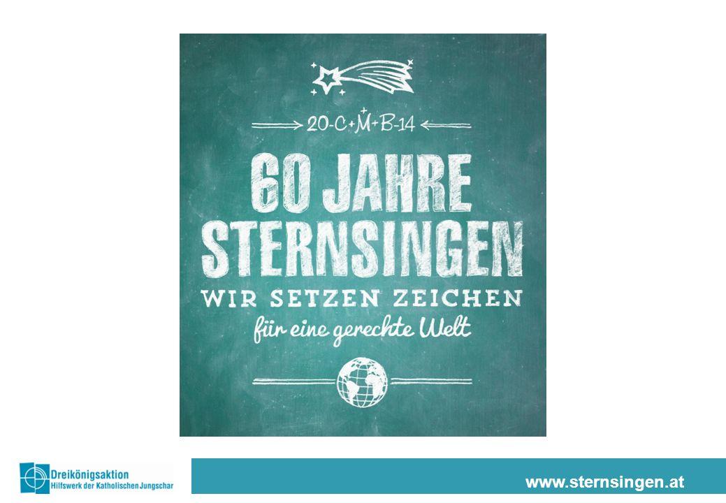 Happy Birthday, liebe Sternsingeraktion.