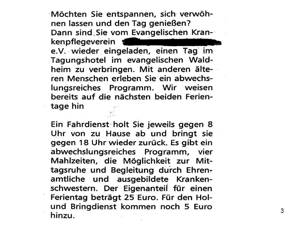 14 Hartz IV in Balingen II (Familie, 2 Erwachsene, 2 Kinder [3 und 5 Jahre alt] Summe: 1.349,80 Hartz IV + 368,-- Kindergeld (insgesamt 1.717,80 ) Zum Vergleich: Armutsrisikogrenze (Leben in Europa 2009): 1.952,-- Regel- bedarfe Kindergeld (wird dem Kind zugerechnet) Anteil Kaltmiete (maximal 459,-- ) durchschnittl.