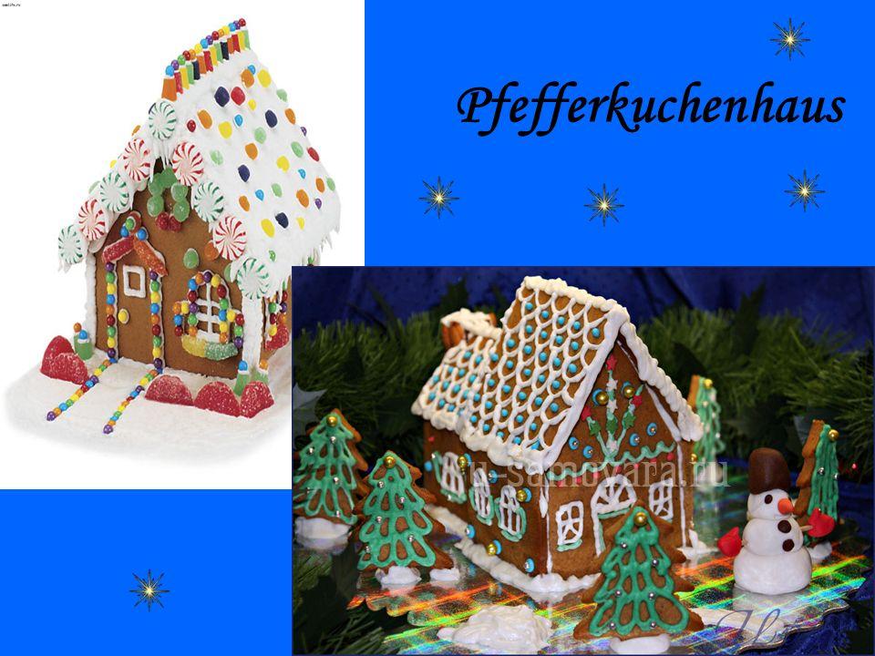 Pfefferkuchenhaus