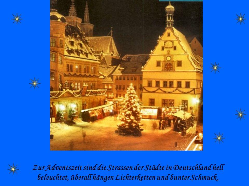 Dieses wunderschöne Lied stammt aus Oberndorf bei Salzburg in Osterreich.