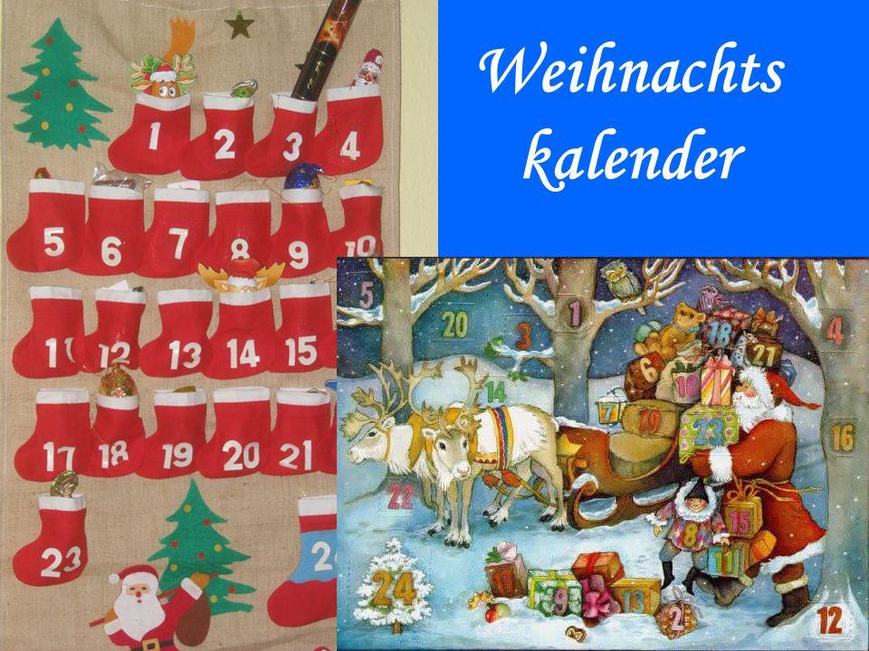 Weihnachts kalender