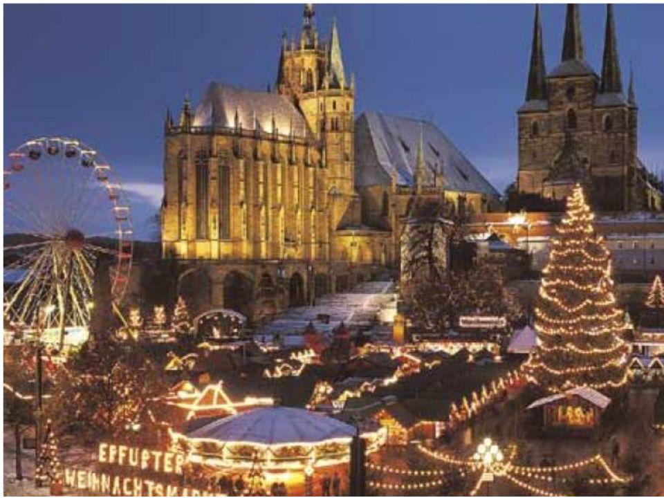 1.Der Advent ist die Zeit der Vorbereitung auf Weihnachten.