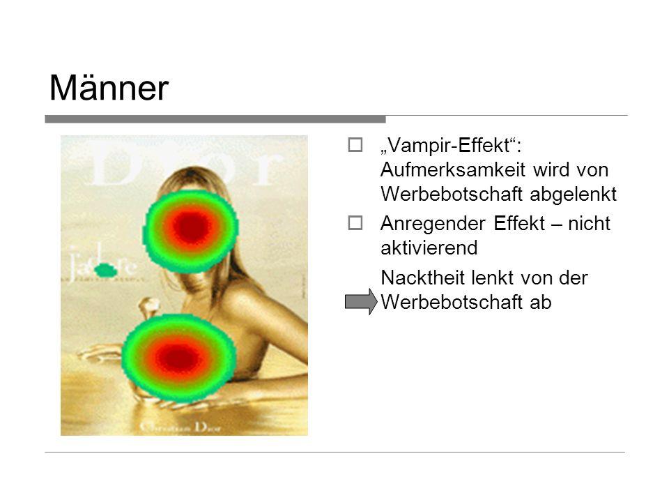 Wahrnehmungsschwerpunkte MännerFrauen http://www.morebrains.de/archives/000226.php