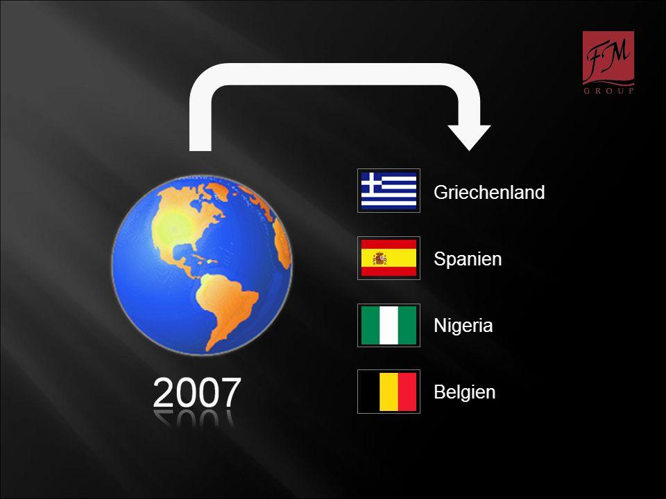 Griechenland Spanien Nigeria Belgien