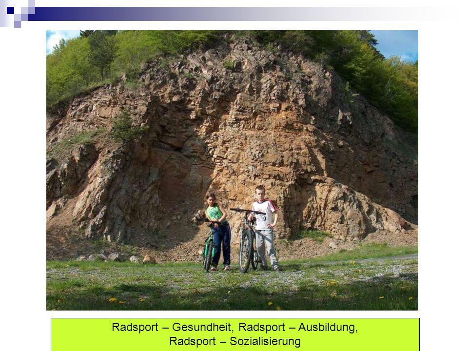 Möglichkeiten der Bergradwege in der Umgebung von Kremnica.