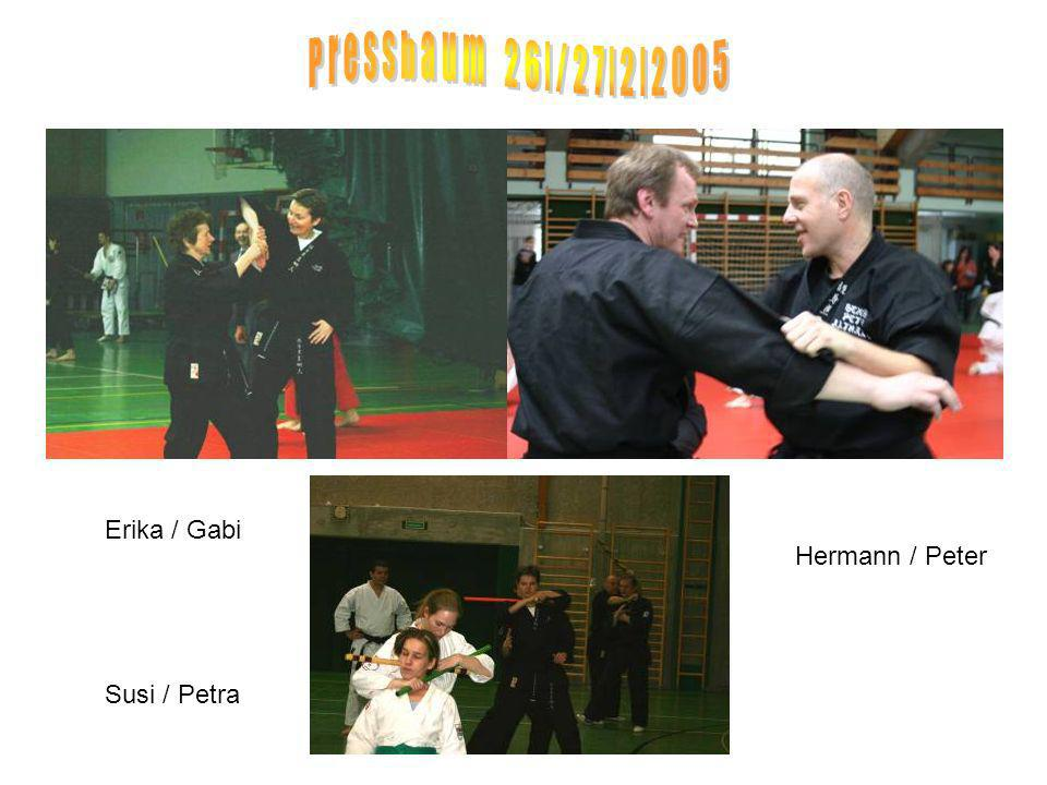 Susi / Petra Erika / Gabi Hermann / Peter