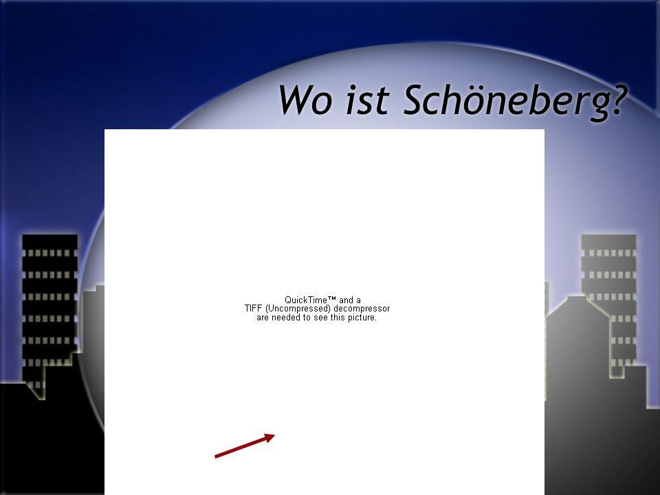 Wo ist Schöneberg?