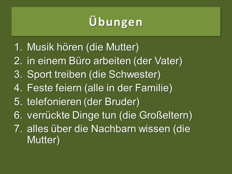 reisen = du reistsitzen = du sitzt If the verb stem ends in –s, -ss, -ß, -tz, or –z, the –s in the 2 nd person singular is absorbed by the stem sibila