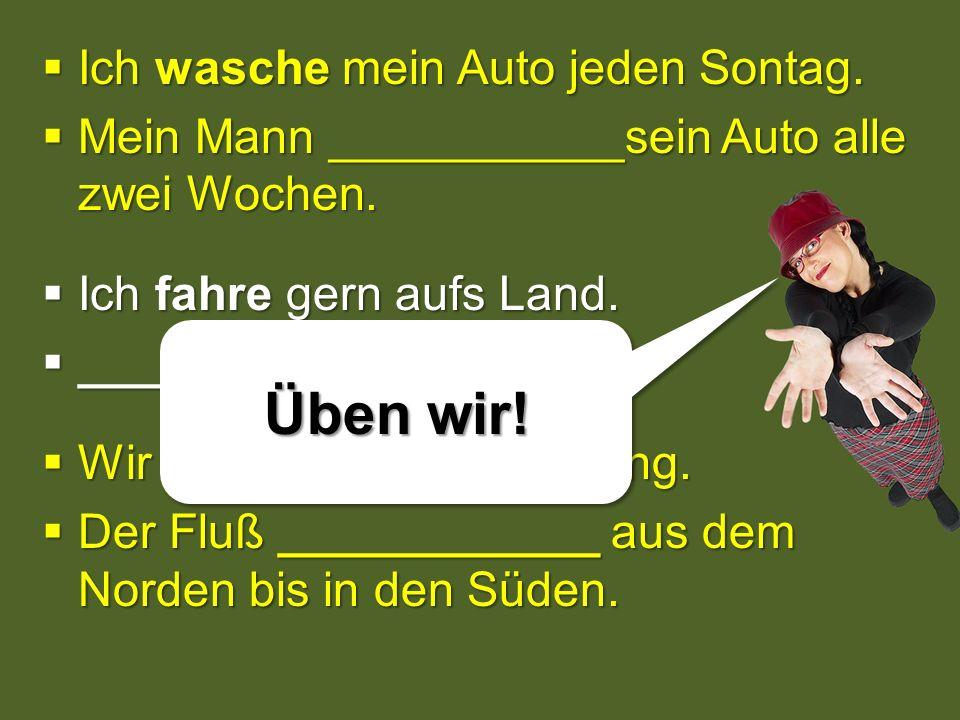 e i verbs essen (to eat) geben (to give) helfen (to help) nehmen (to take) sprechen (to speak) sterben (to die) treffen (to meet) treten (to step;kick