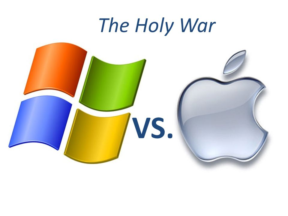 VS. The Holy War