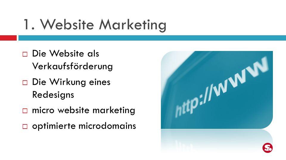 2. E-Mail- und Permission-Marketing Direkt E-Mailing Newsletter tägliche E-Mail