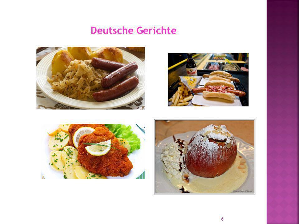Deutsche Gerichte 6