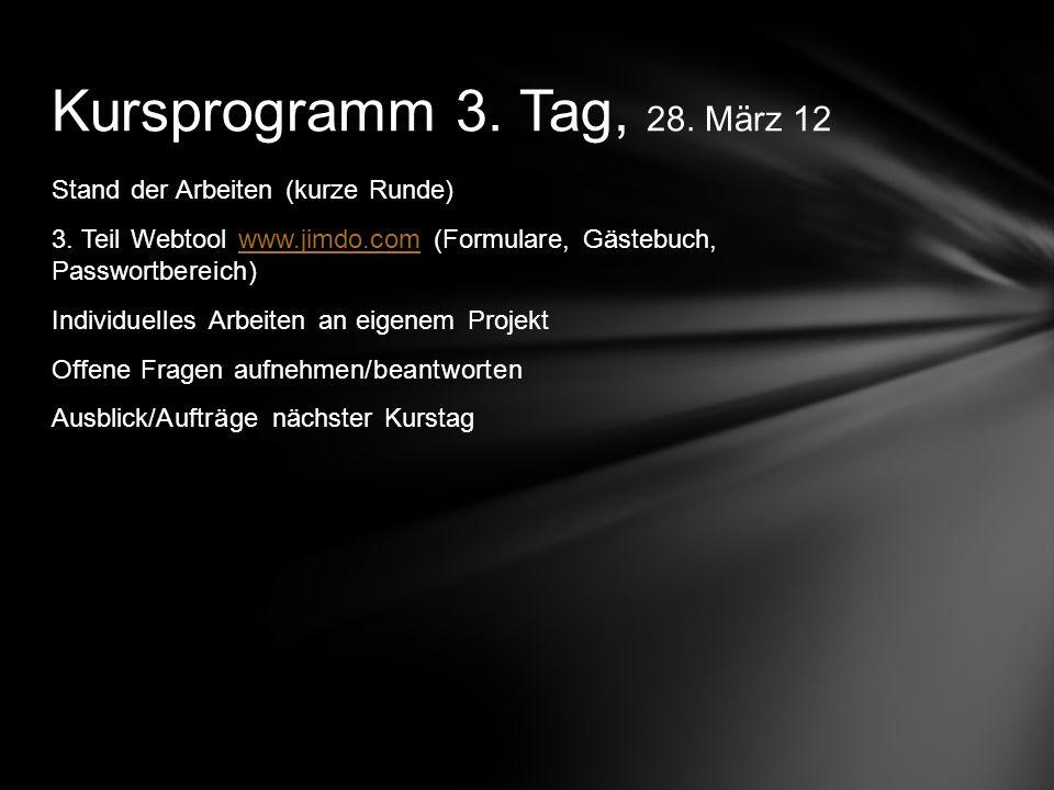 3. Passwort abholen www.10minutemail.com