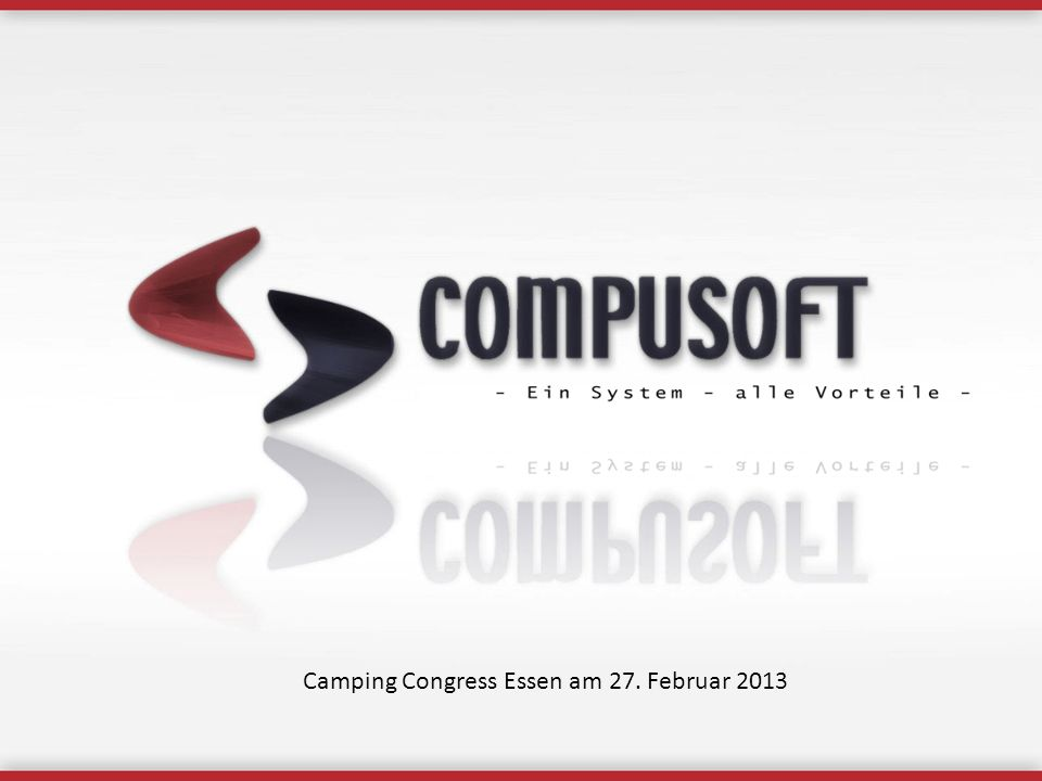 Camping Congress Essen am 27. Februar 2013