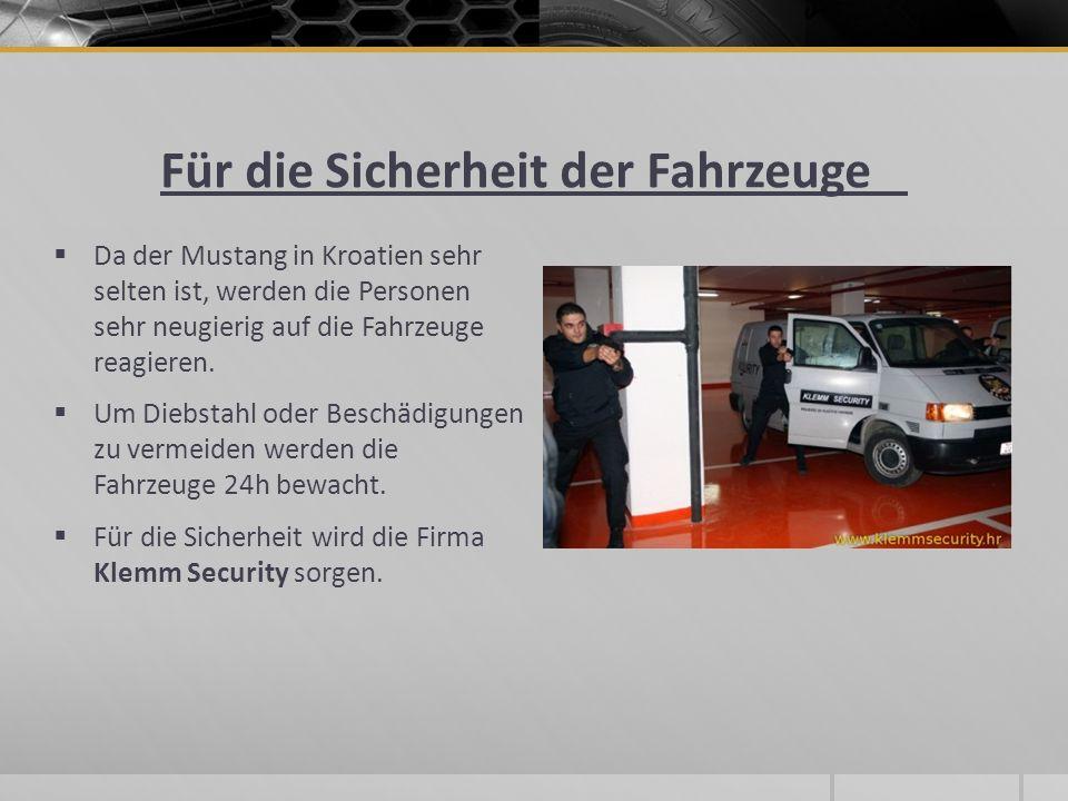 Versicherung Der Organisator übernimmt keine Haftung für Schäden an Person und Fahrzeug.