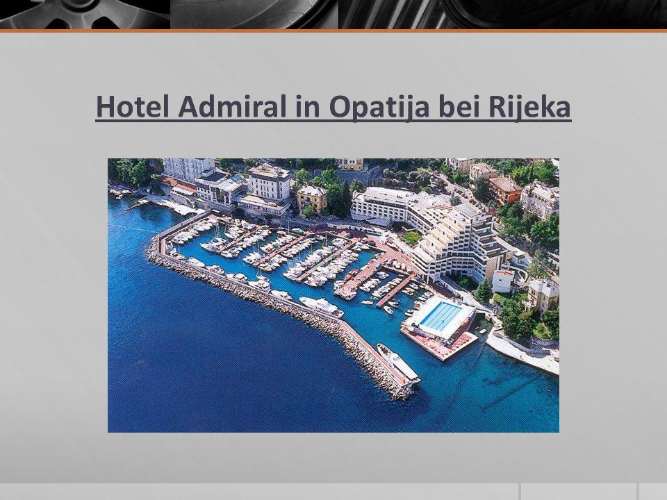 Infos zum Hotel Lage:Opatija (HR) Hotelkategorie: 4 Sterne Zimmer: 174 Appartements: 6 Rezeption: 0-24h Klima:vorhanden Pool:Ja Restaurant:À al Carte Tiefgarage:Ja