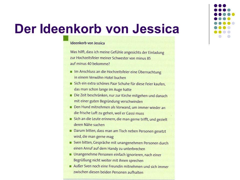 Der Ideenkorb von Jessica