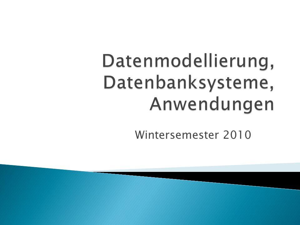Wintersemester 2010