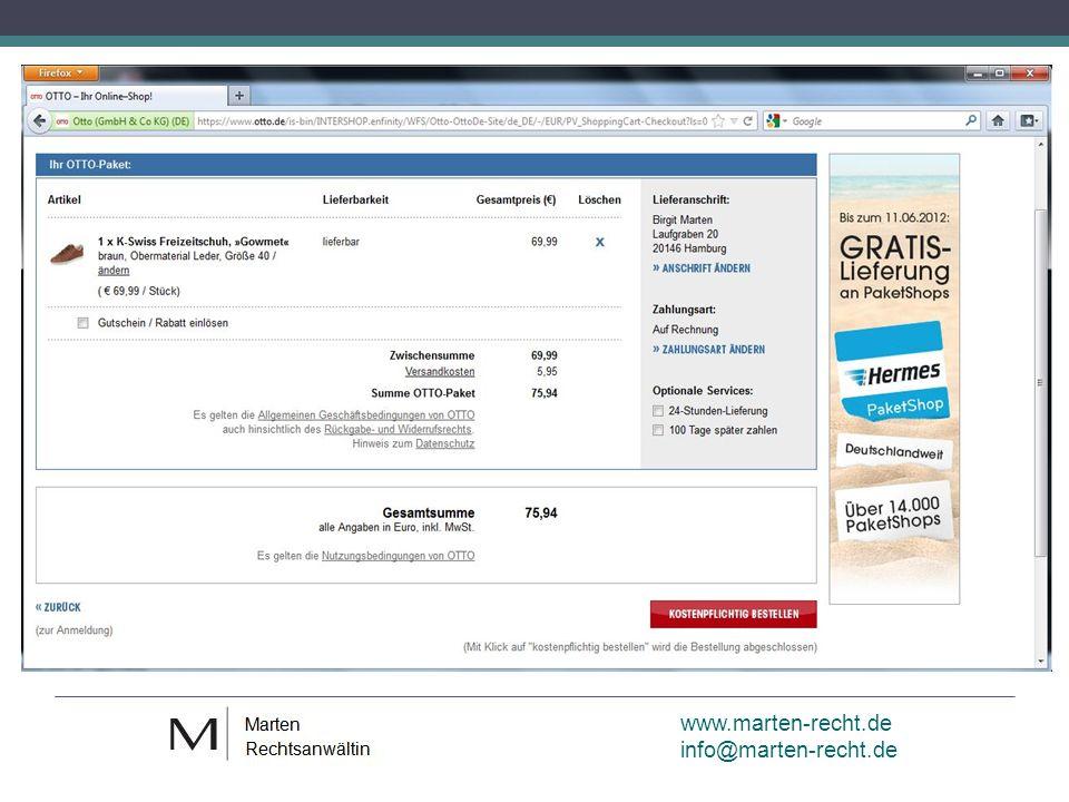 www.marten-recht.de info@marten-recht.de