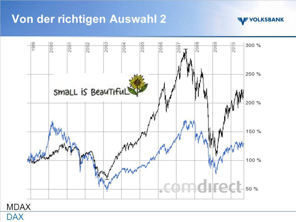 Von der richtigen Auswahl 1 Dow Jones Asia/Pacific EUROSTOXX 50