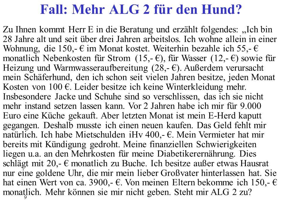 Fallbeispiel 1 Anna Bauer, 27 Jahre, ist in der 15.