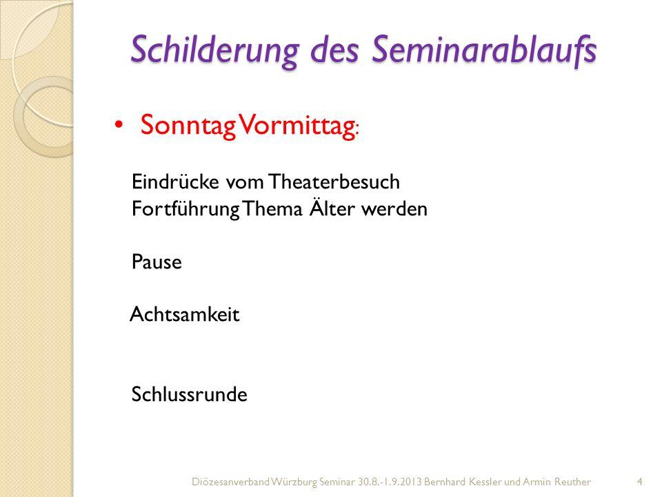 Samstagabend: Abendessen: 17:30 Uhr Wir besuchen das Theaterstück: Die Wunderwelt der Amnesie in der Multihalle in Meiningen.