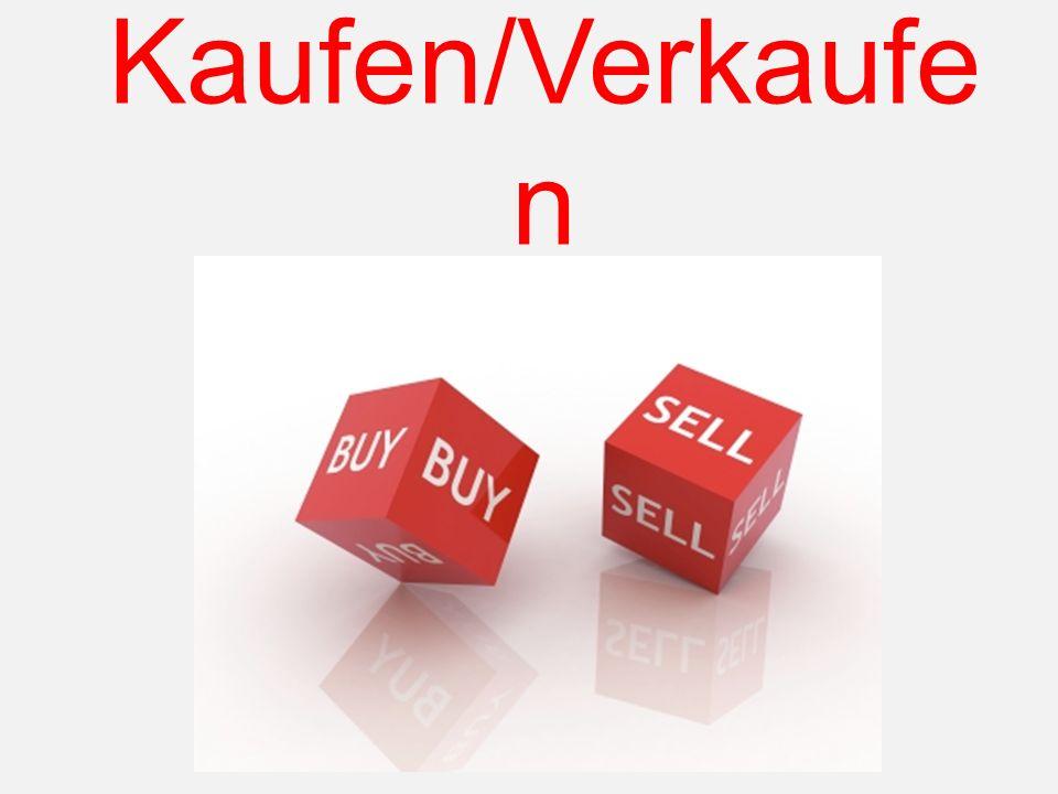 Kaufen/Verkaufe n