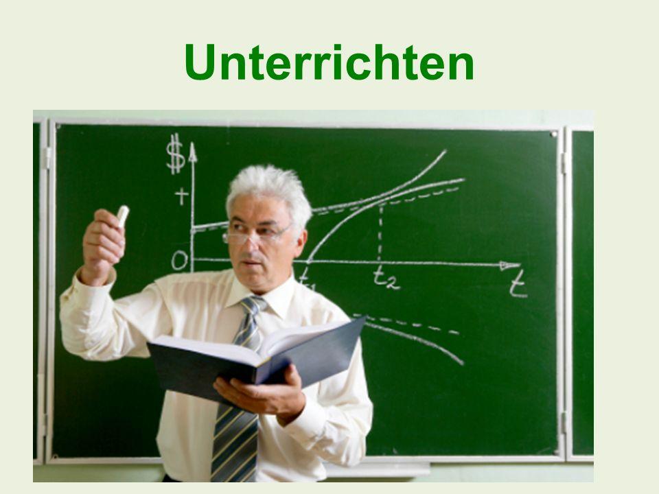 Unterrichten
